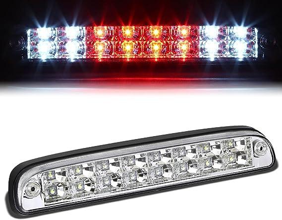 3rd Third Brake Light for 99-16 Ford Explorer//F-250 F-350 Super Duty//Ranger//Mazda B series Cargo Light LED High Mount Stop Lamp Red