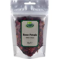 Rose Petals 8g (Edible & Dried) by Hatton Hill