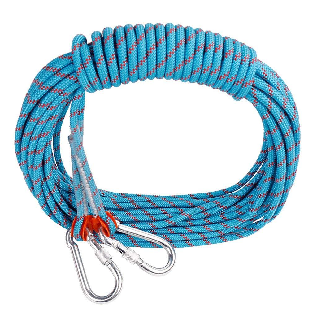 最新情報 CATRP 屋外の安全ロープクライミングロープロープナイロンロープエスケープ装置レスキューロープクライミングラペリングロープクライミング 青 (色 : 青, B07R1LDWQK 60m10.5mm|青 サイズ さいず : 60m8mm) B07R1LDWQK 青 60m10.5mm 60m10.5mm|青, カイネットショップ:b5de650e --- a0267596.xsph.ru