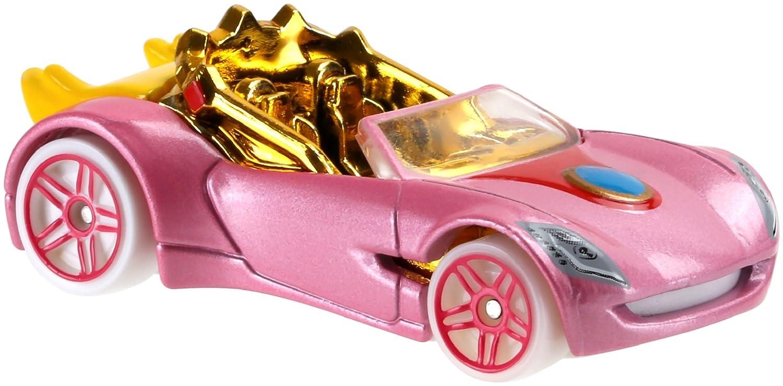 Hot Wheels FGK31 Mario Bros Princess Peach Mattel