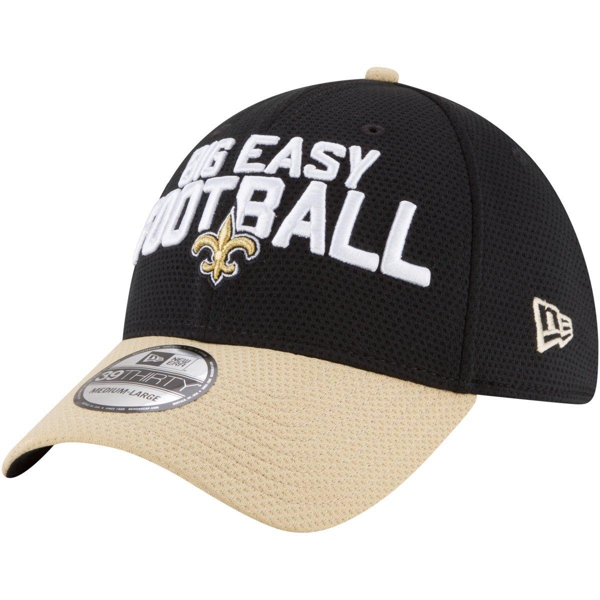 cheap prices nice shoes dirt cheap Amazon.com : New Era New Orleans Saints 2018 NFL Draft Spotlight ...