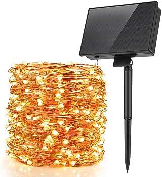 Moobibear Upgrade Solar Powered String Light