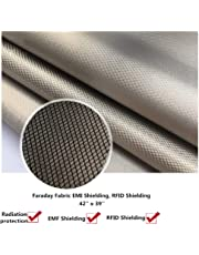 Earthing Therapy Bed Sheet Earthing Blanket Modern Soft(eco Stainless Steel Wire Fabric),electrostatic Shielding Protection,Shielding Radiation Sheet Medical Recommend Earthing mat for Better Sleep