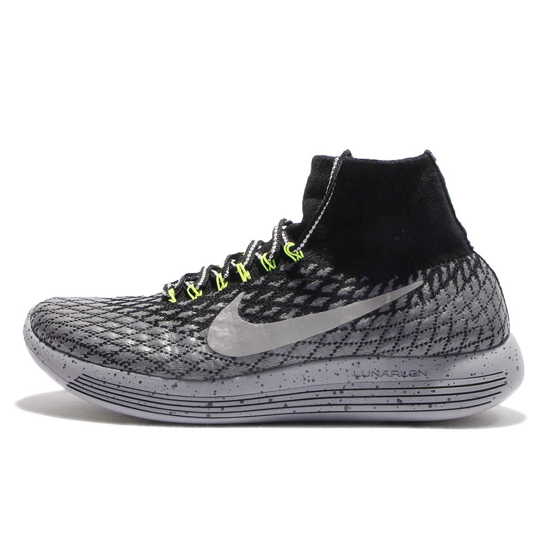 Nike 849664-001, Hausschuhe de Trail Running para Hombre schwarz (schwarz   Metallic Silber   Dark grau   Stealth)