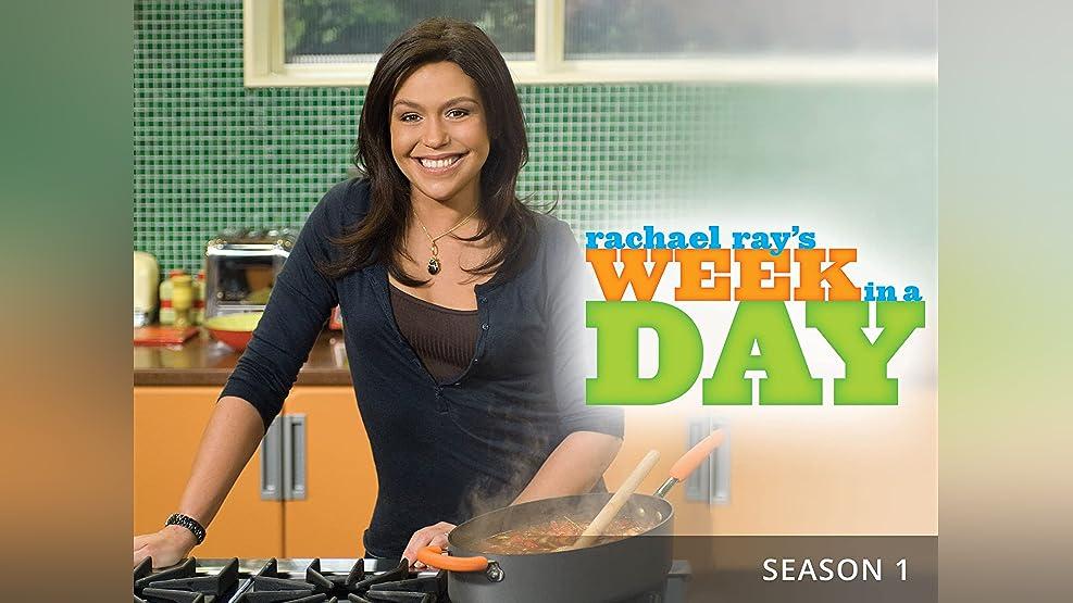 Rachael Ray's Week in a Day - Season 1