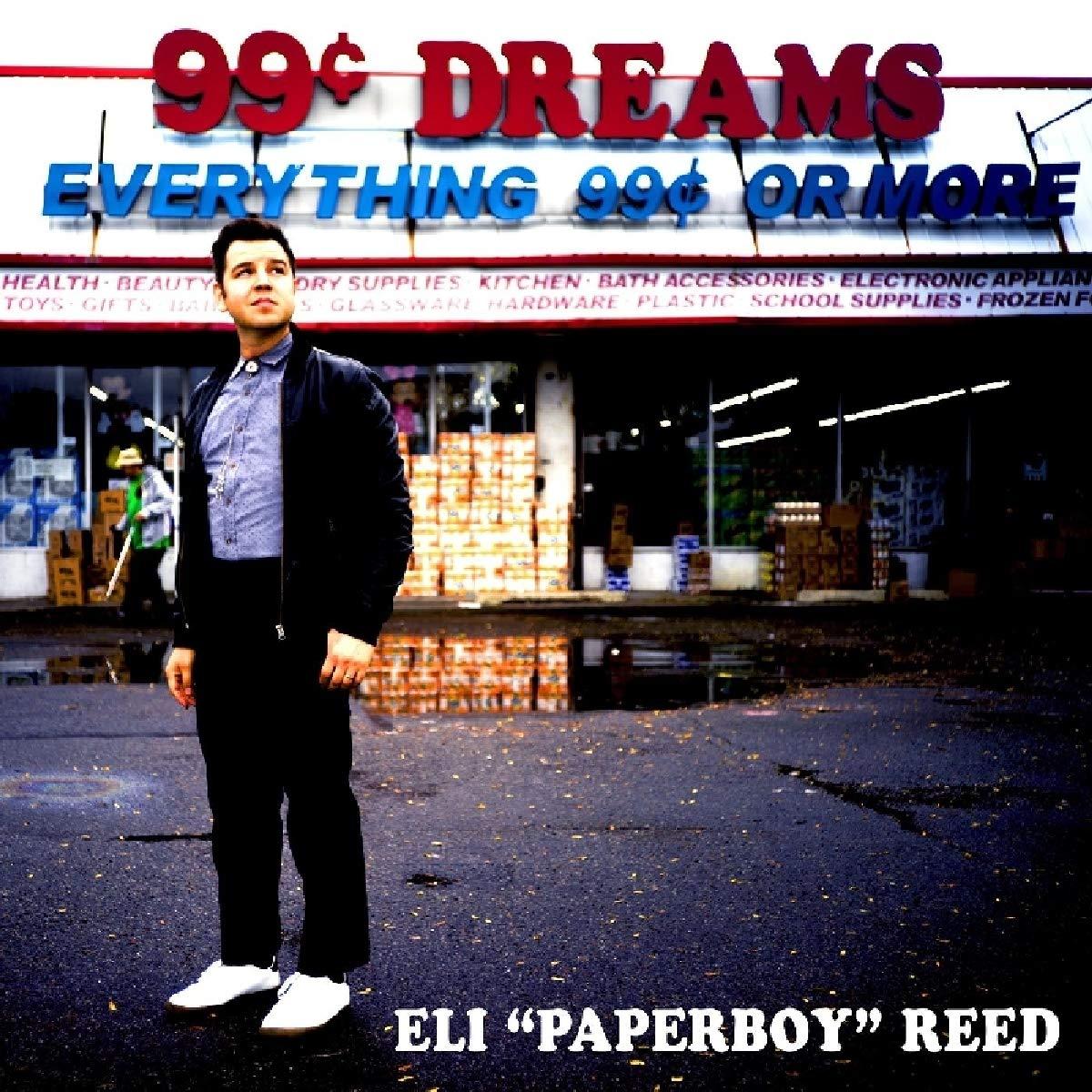 Vinilo : Eli Reed Paperboy - 99 Cent Dreams (LP Vinyl)