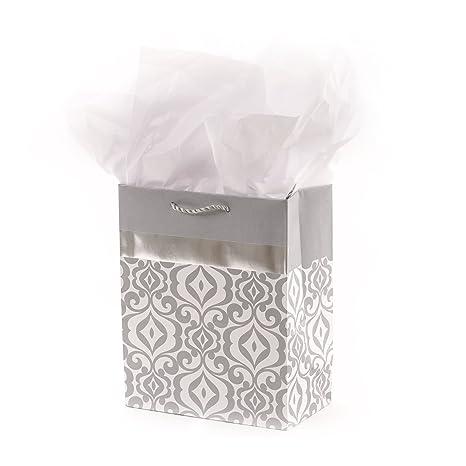 Amazon.com: Hallmark – Bolsa de regalo de plástico grande ...