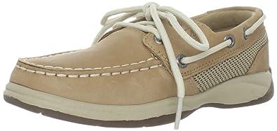 44001174872c5a Sperry Top-Sider Girls Intrepid Boat Shoe (Little Kid Big Kid)