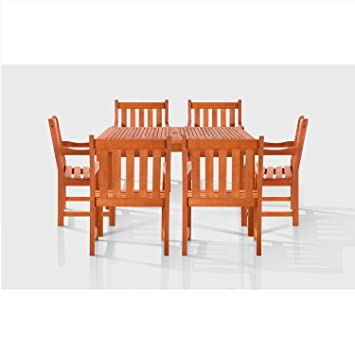 Incroyable Esalen Six Seater Dining Set