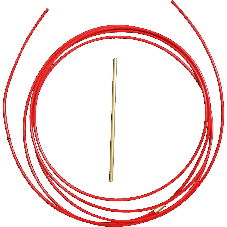 Teflonseele - PTFE Seele rot für Drahtdurchmesser Ø 1,0 - 1,2mm ...
