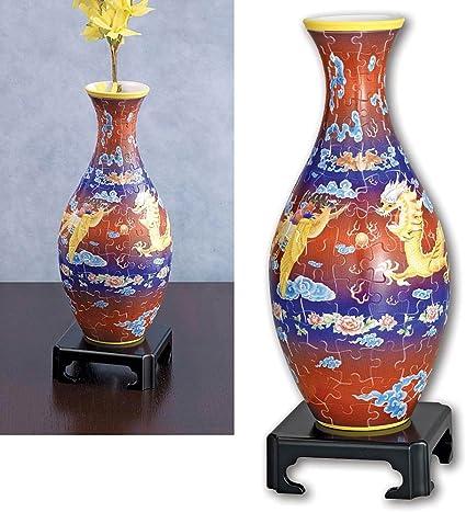 Phoenix 3D Puzzle Vase