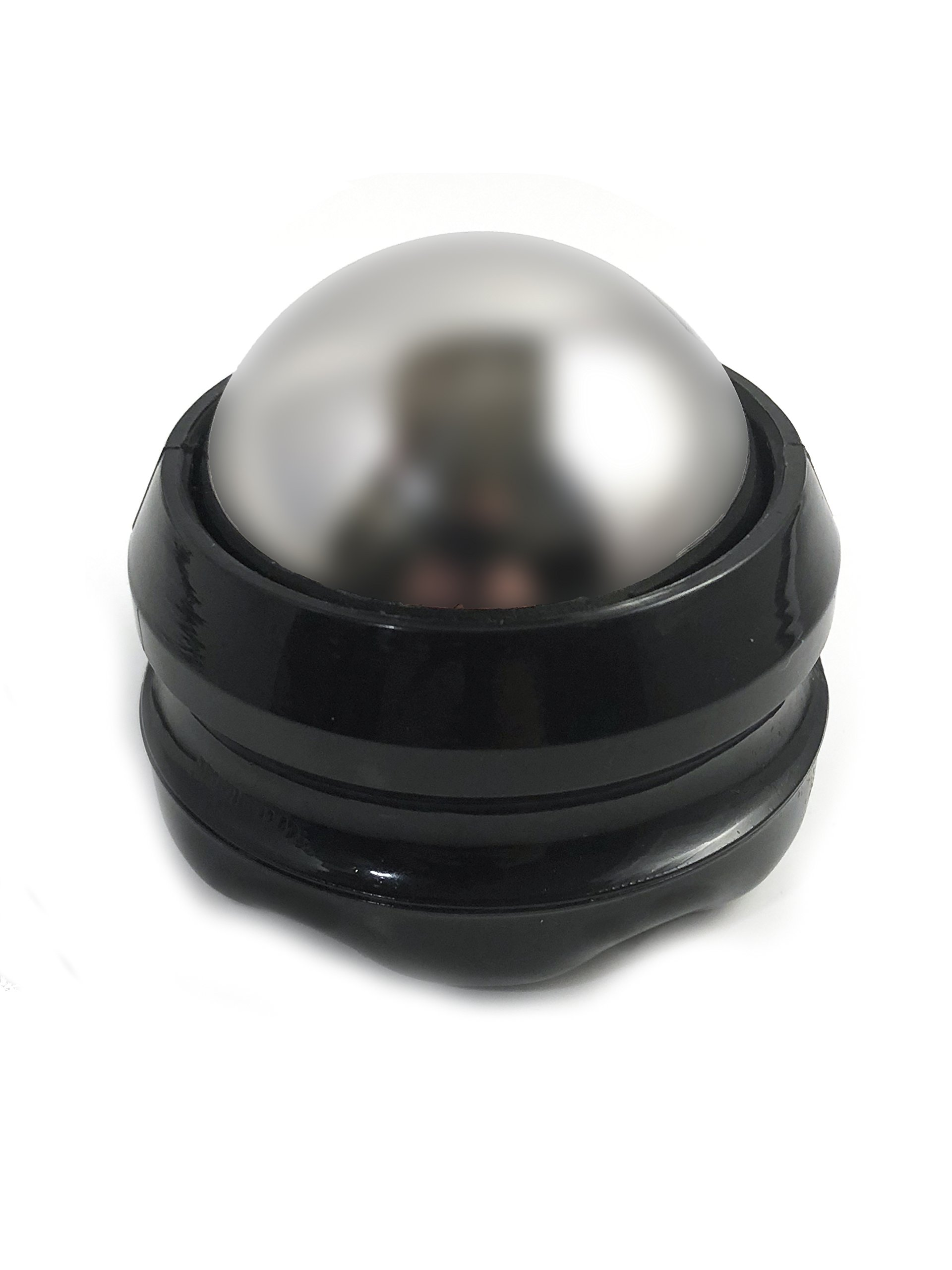Cold Massage Roller Ball by Professional Rehab - Our Cold Therapy Massage Relieves Muscles Soreness and Inflammation - Muscle Massage - Shin Splints - Stress Relief - Sports Rehab - Stainless Steel