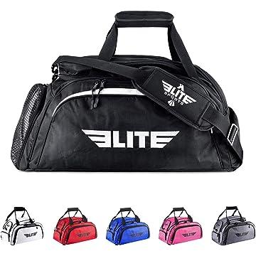 top best Elite Sports Warrior SeriesGym Duffel Bag