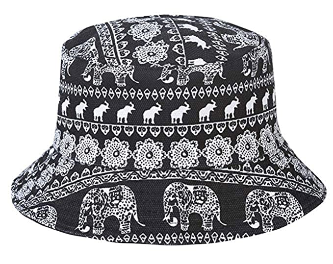 019e34ee Image Unavailable. Image not available for. Color: Animal Bucket Hat ...