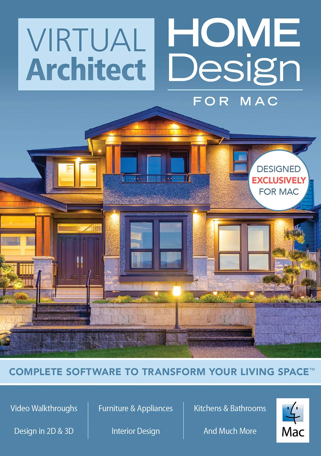 Virtual Architect Home Design for Mac [Mac Download] by Avanquest