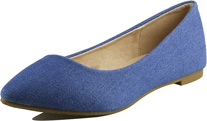 Loafer Flat Femme Essentials May