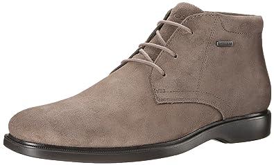 Geox U Brayden 2Fit ABX D, Desert Boots Homme, Gris (Desertc5007), 45 EU