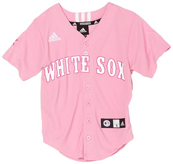 a1a0427dd7b Amazon.com   MLB Girls  Chicago White Sox Screen Print Baseball ...