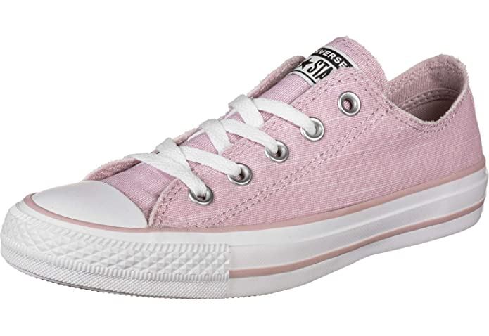 Converse Chucks Chuck Taylor All Star Low Top Ox Sneakers Damen Rosa