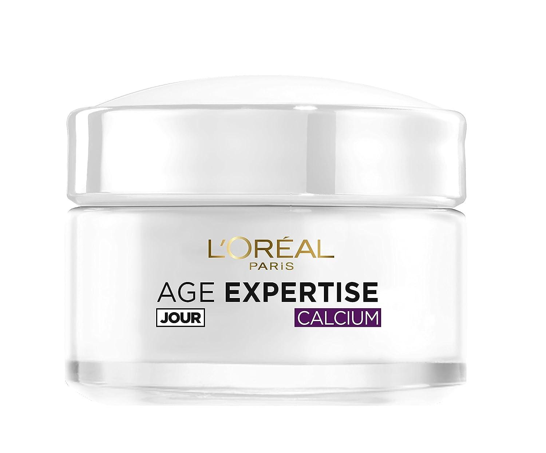 L'Oréal Paris Age Expertise Soin Jour Hydratant Anti-rides Redensifiant au Calcium 55 Ans+ 50 ml