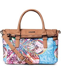 Taille 18waxpb2 Desigual Unique Loverty Sac Afro Rose 5jLA4R3