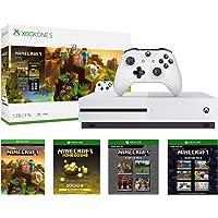 Console Xbox One S 1tb Com Minecraft Creators