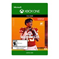 Madden NFL 20: Standard Edition Xbox One Digital Code