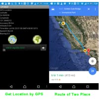 GPS Location & Google Map & Route Finder& Address Searching