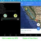 Kyпить GPS Location & Google Map & Route Finder& Address Searching на Amazon.com
