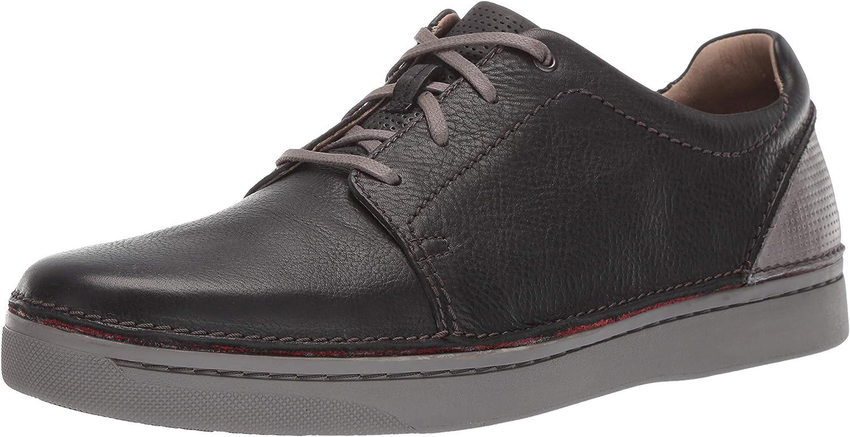Choose SZ//color Details about  /Clarks Men/'s Kitna Stride Sneaker