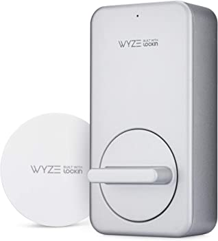 Wyze WiFi and Bluetooth Enabled Smart Door Lock