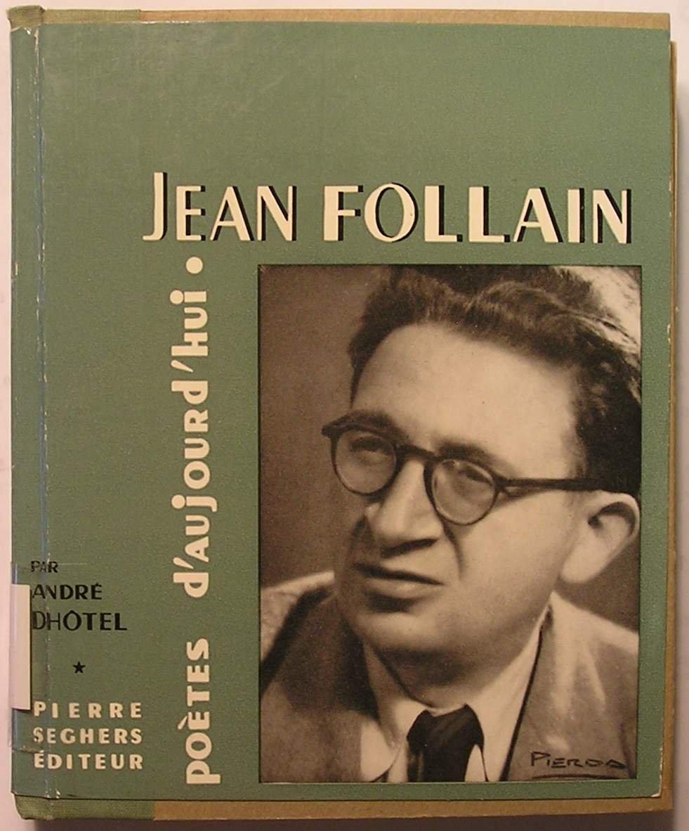 Jean Follain poète