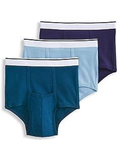 c0794da376a2c8 Munsingwear - Mens (Pack of 3) Full Rise Briefs at Amazon Men's ...