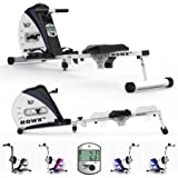 We R Sports Premium Rowing Machine Body Tonner Home Rower Fitness Cardio Workout Weight Loss