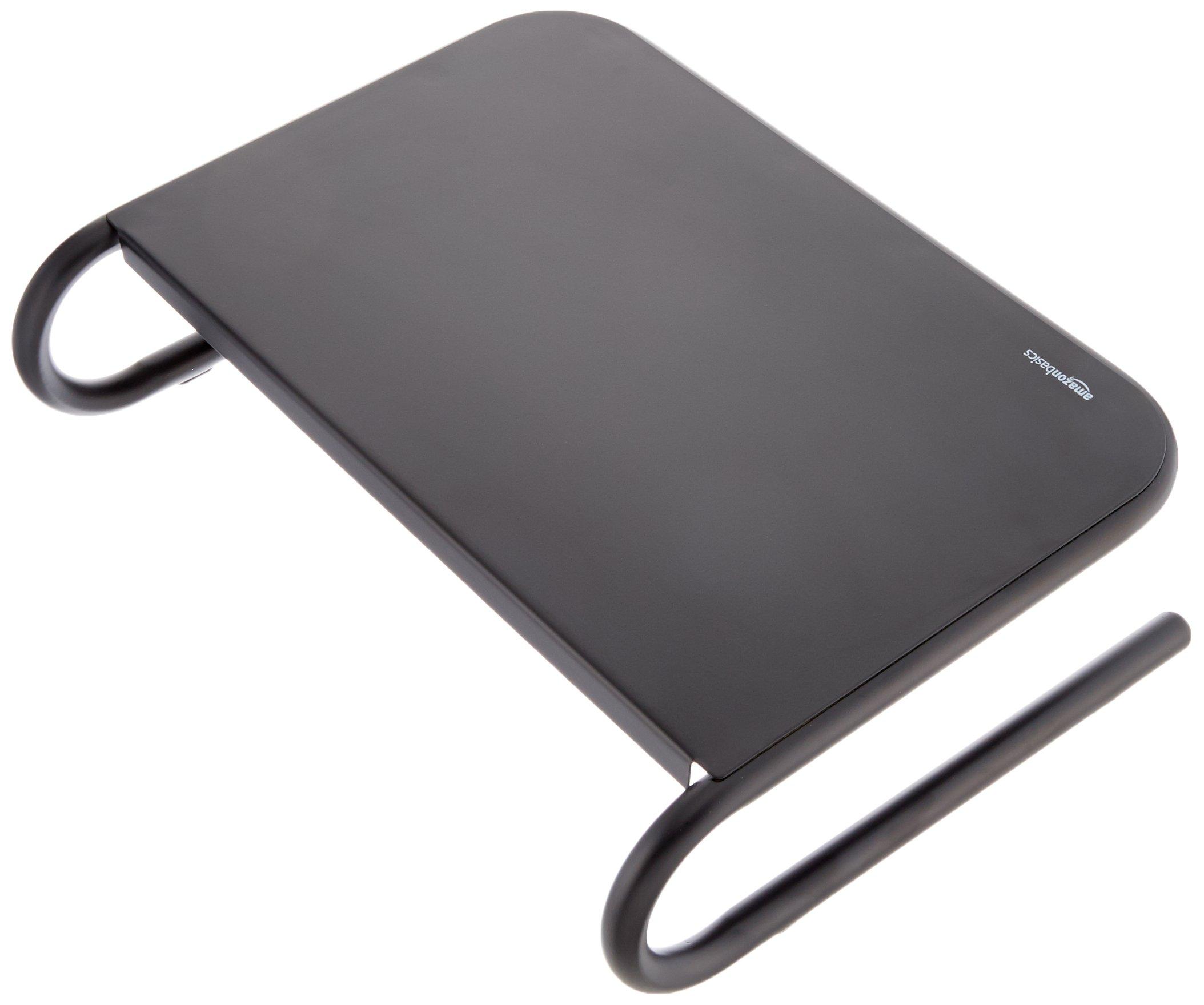 AmazonBasics Metal Monitor Stand - Black by AmazonBasics (Image #3)