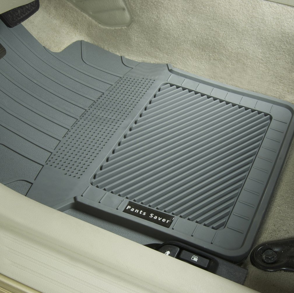 Custom Fit Car Mat 4PC PantsSaver Gray 1704102