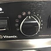 Vitamix - Pro750 CO - Triturador de Vaso Profesional, Acabado ...