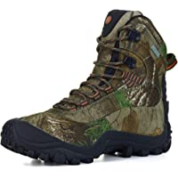 XPETI Men's Thermator Mid-Rise Waterproof Hiking Trekking Insulated Outdoor Boots