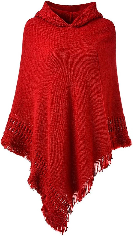 Sefilko Knitted Hooded...
