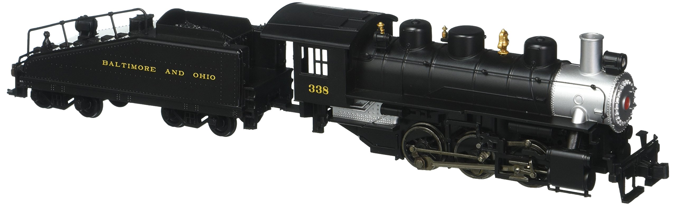 Bachmann Trains Usra 0-6-0 with Smoke and Slope Tender - B and O by Bachmann Trains