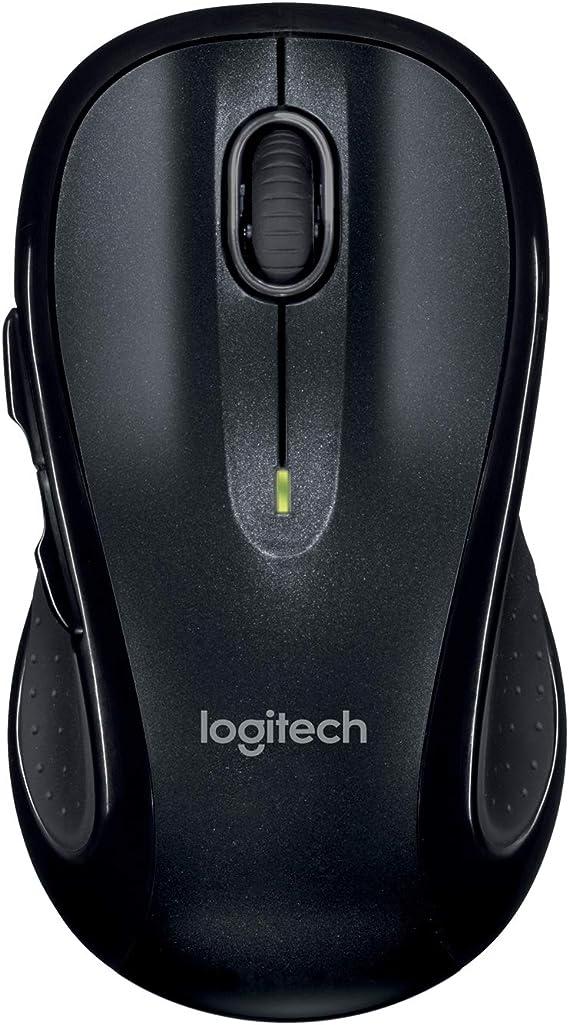 Logitech M510 Kabellose Maus 2 4 Ghz Verbindung Via Computer Zubehör