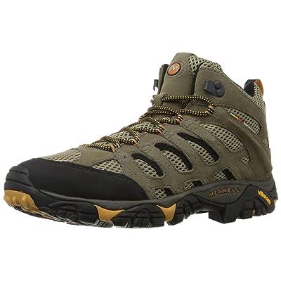 Merrell Men's Moab Ventilator Mid Hiking Boot   Hiking Boots
