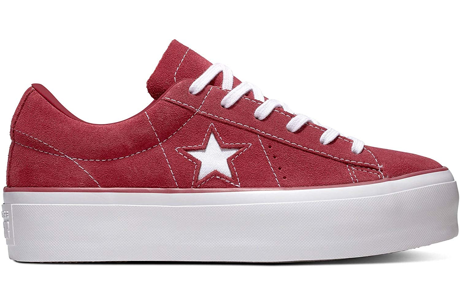 retail prices los angeles delicate colors Converse One Star Platform Ox W Shoes: Amazon.co.uk: Shoes ...