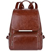 ASTIR COLLEEN Leather Backpack for Men/Women