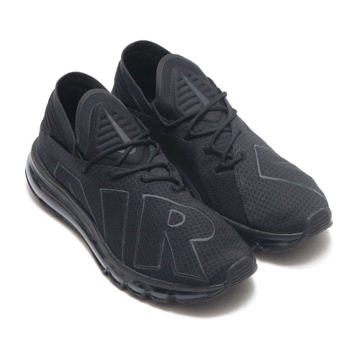 日本国内正規品 Nike ナイキ エア マックス フレア[AIR MAX FLAIR] ブラック/アンスラサイト 942236-002 B0776LZ4HK 27.0cm