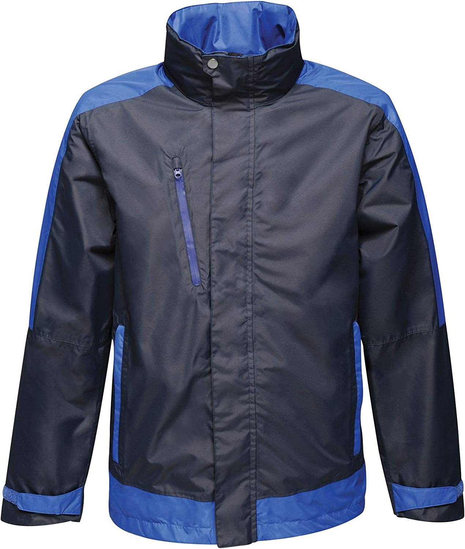 Regatta Mens Professional Contrast Shell Waterproof /& Breathable Jacket