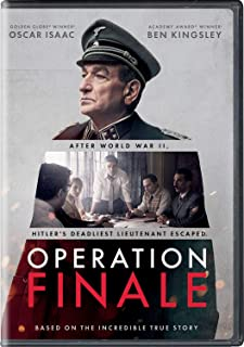 Book Cover: Operation Finale