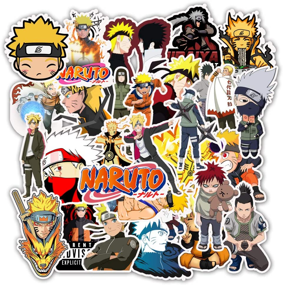 150 Pcs Anime Vinyl Stickers for Nintendo Switch Laptop Water Bottle Bike Car Motorcycle Bumper Luggage Skateboard Graffiti Cute Animal Monsters Decal Best for Kids