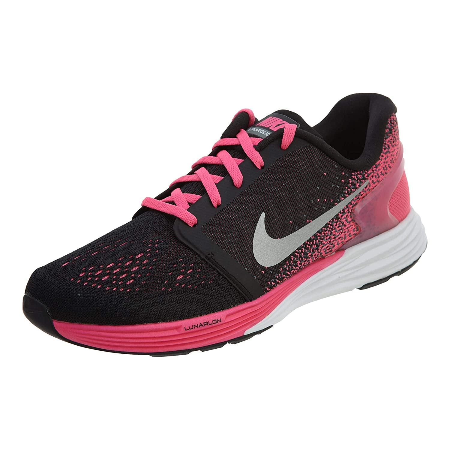 big sale d4485 eb090 Amazon.com   Nike Girl s Youth Lunarglide 7 Running Shoes   Road Running
