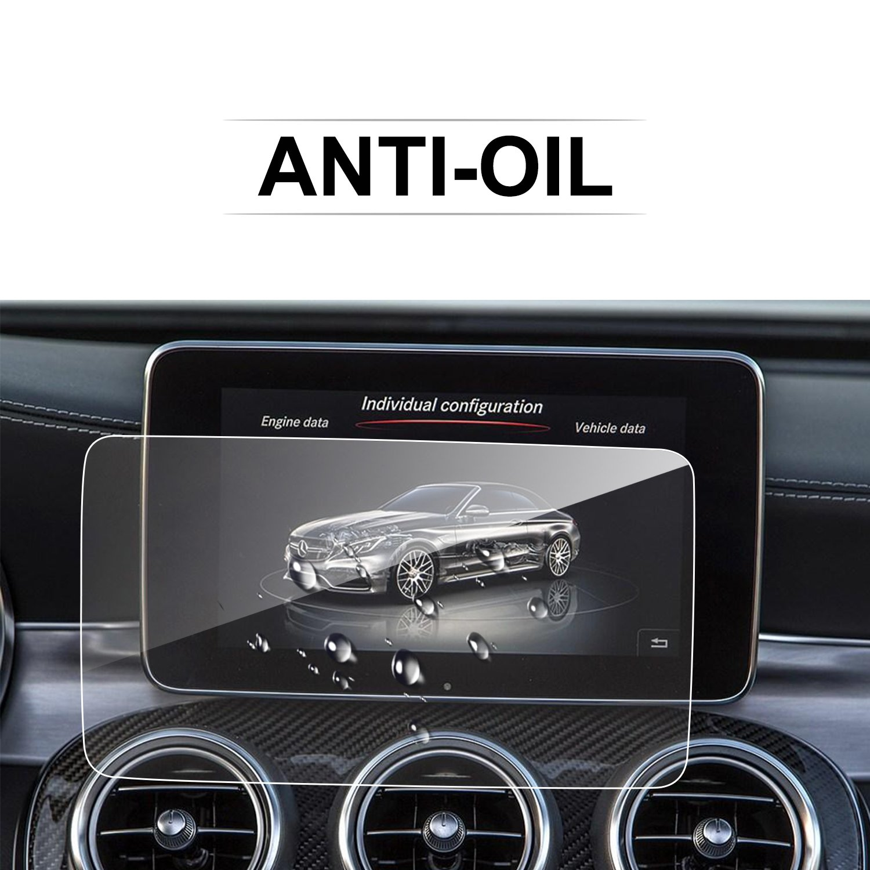 LFOTPP Schutzfolie f/ür Mercedes Benz C-Klasse V-Klasse GLC-Klasse AMG Center Console Control Maus